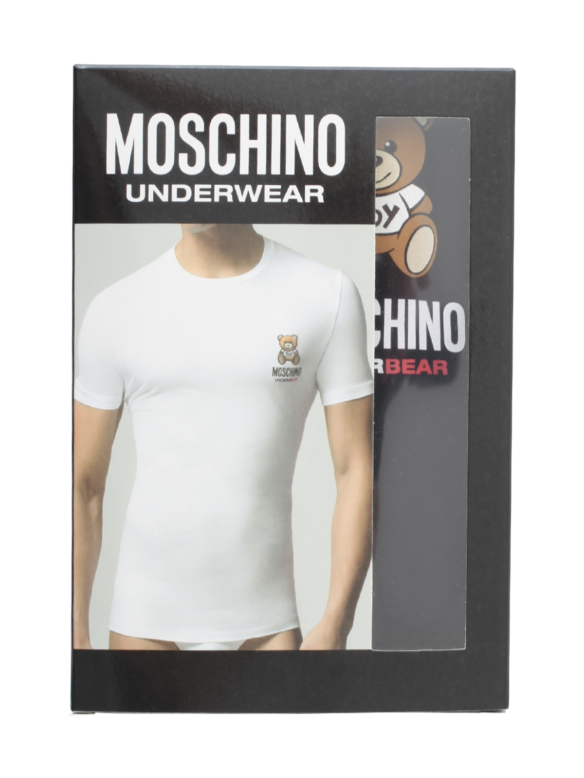 Picture of Moschino Underwear Tshirt