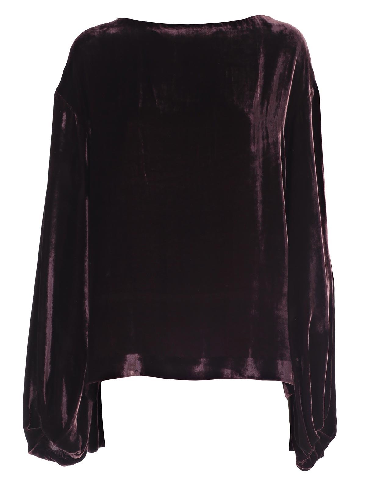 Mantu Shirts Ag1027 G22 622 Bordeaux Bernardelli Store