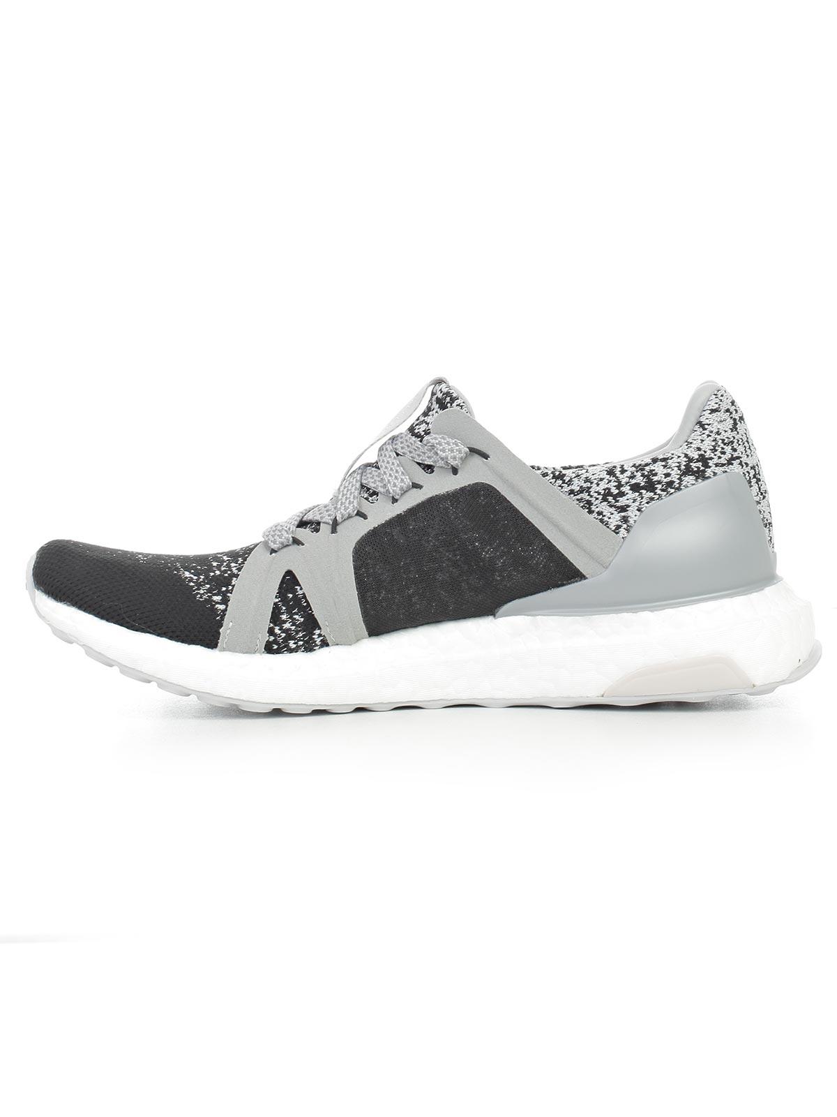 Adidas By Stella Mccartney Footwear S80846 - SILVER MET GREY GREEN