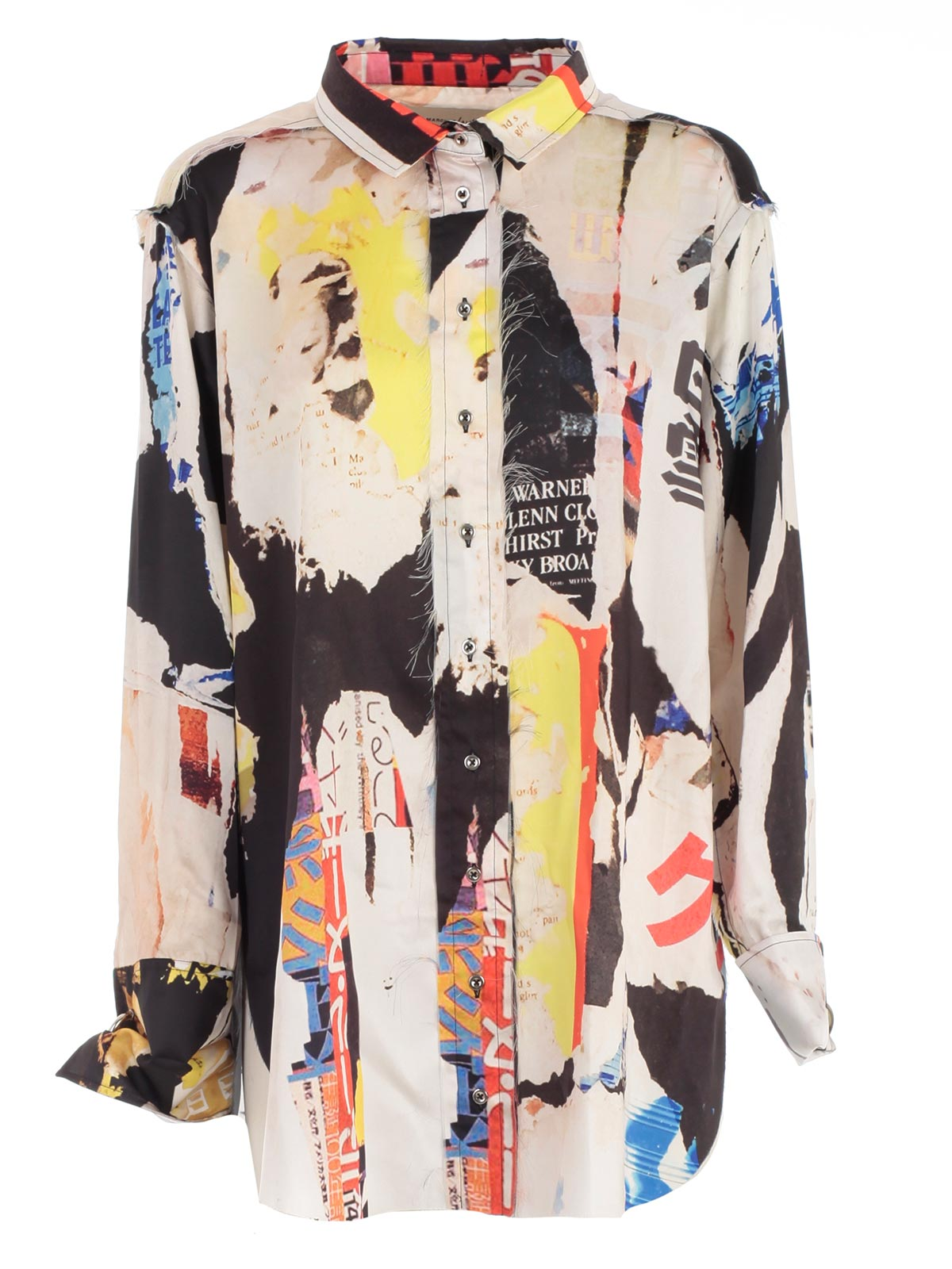 Picture of Marques` Almeida Shirt