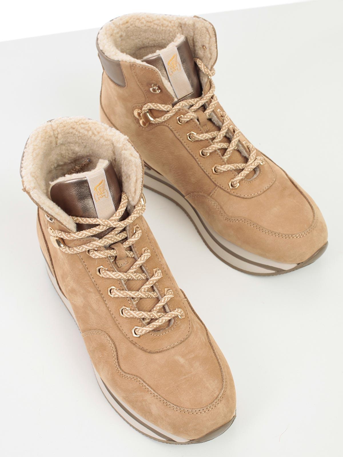 de11ba136ad08 Hogan Shoes HXW2220AP80GI80ZVA - BISCOTTO MEDIO.Bernardelli Store ...