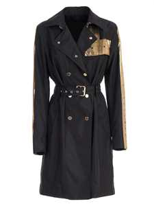 Picture of Versace Collection Trench