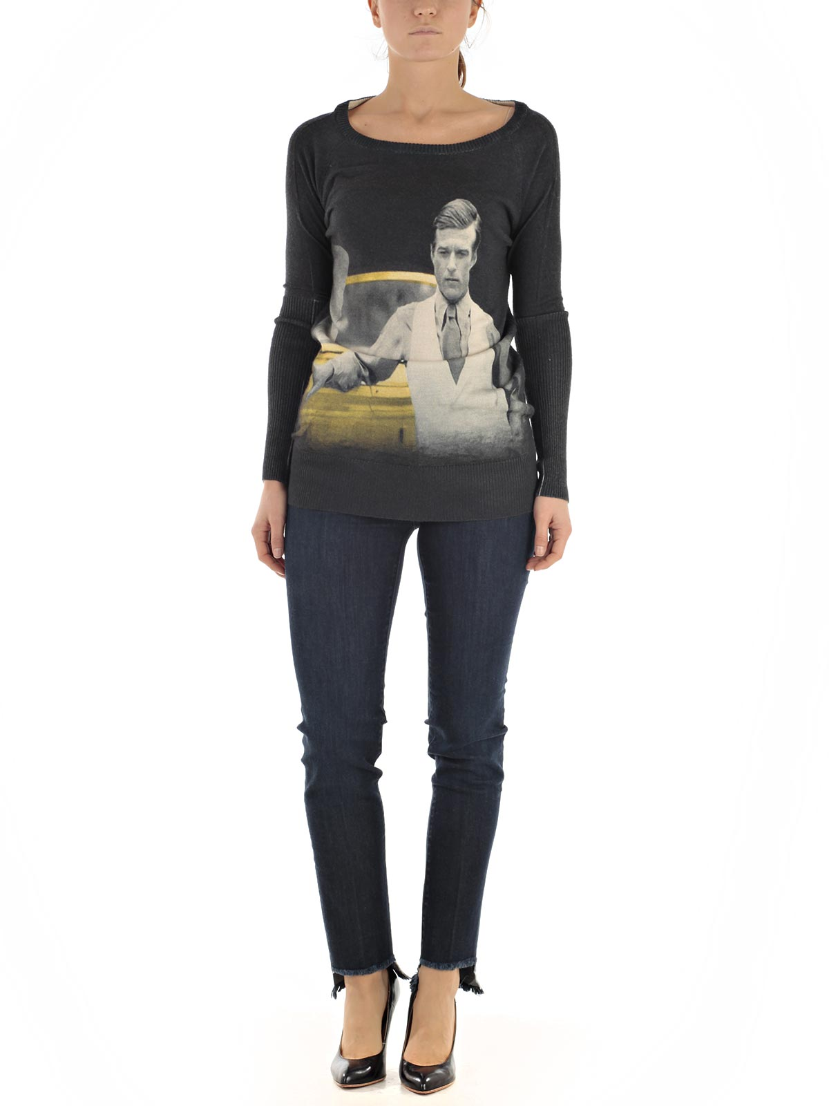 Picture of Printed Artworks Sweater