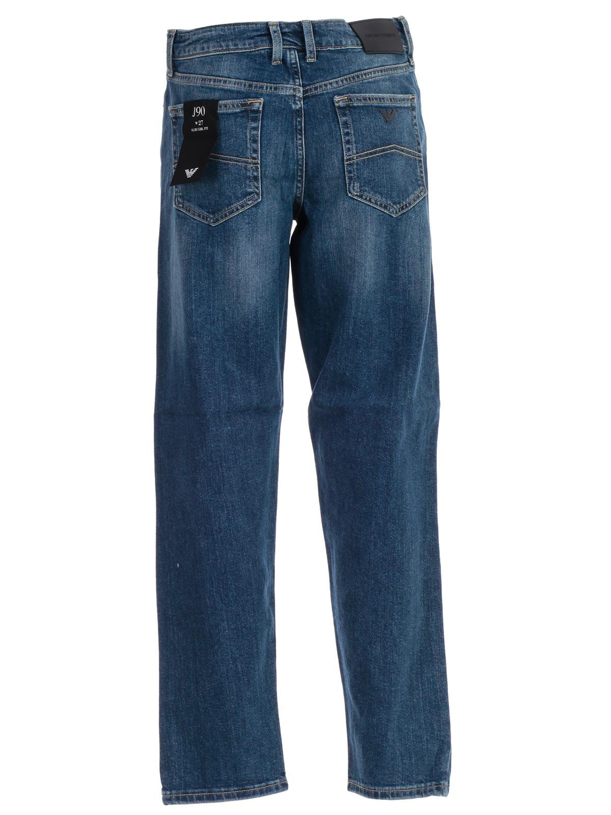 79d87fb521 Emporio Armani Jeans 3G2J90.2D5IZ - 0941 DENIM BLU.Bernardelli Store ...