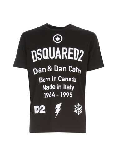 Picture of Dsquared2 Tshirt