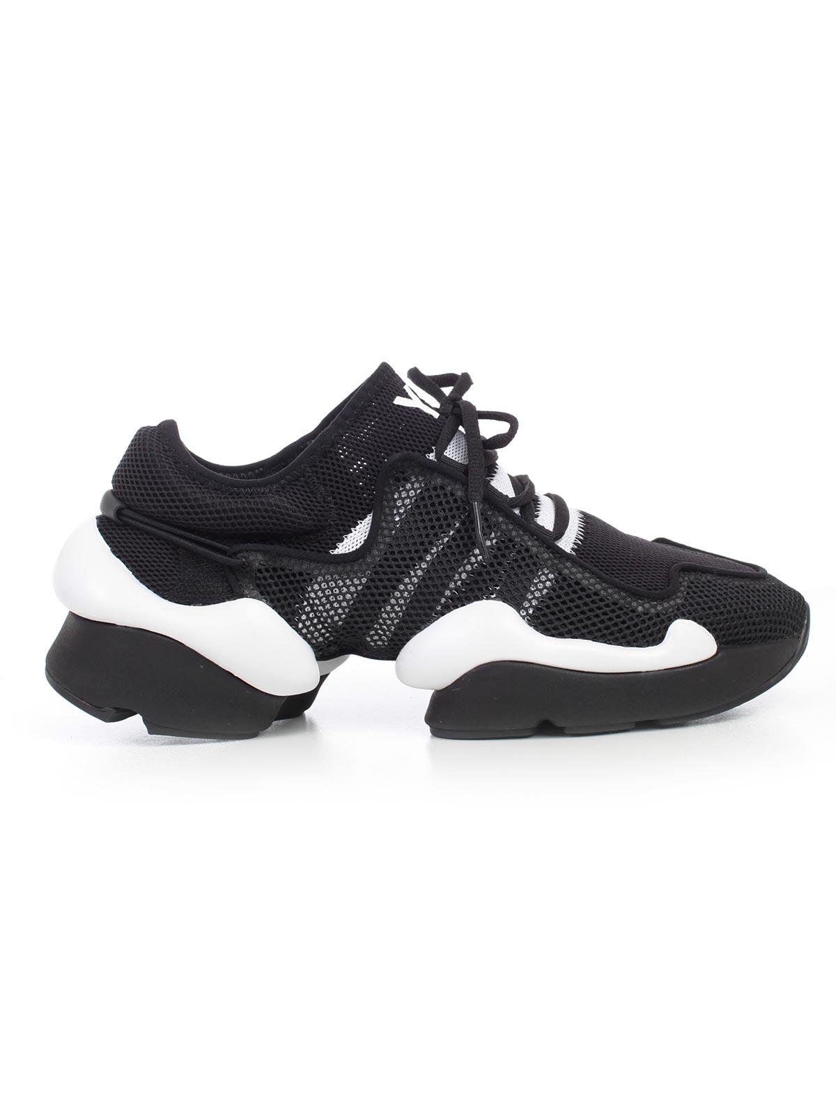 07af5064252a Y-3 Yohji Yamamoto Adidas Shoes F99797 - CORE BLACK.Bernardelli ...
