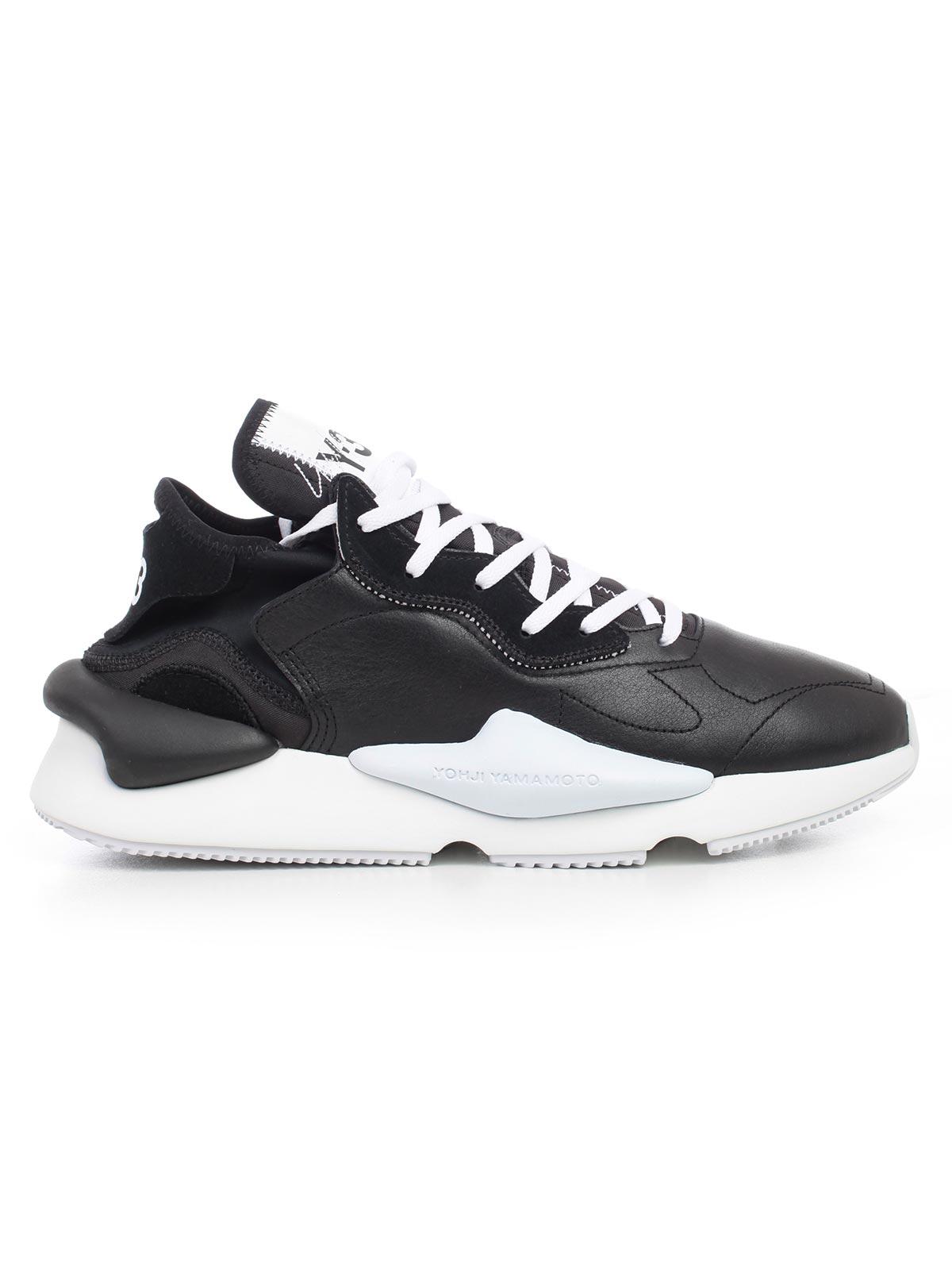 e7b3dda6aac5f Y-3 Yohji Yamamoto Adidas Shoes F97415 - BLACK.Bernardelli Store ...