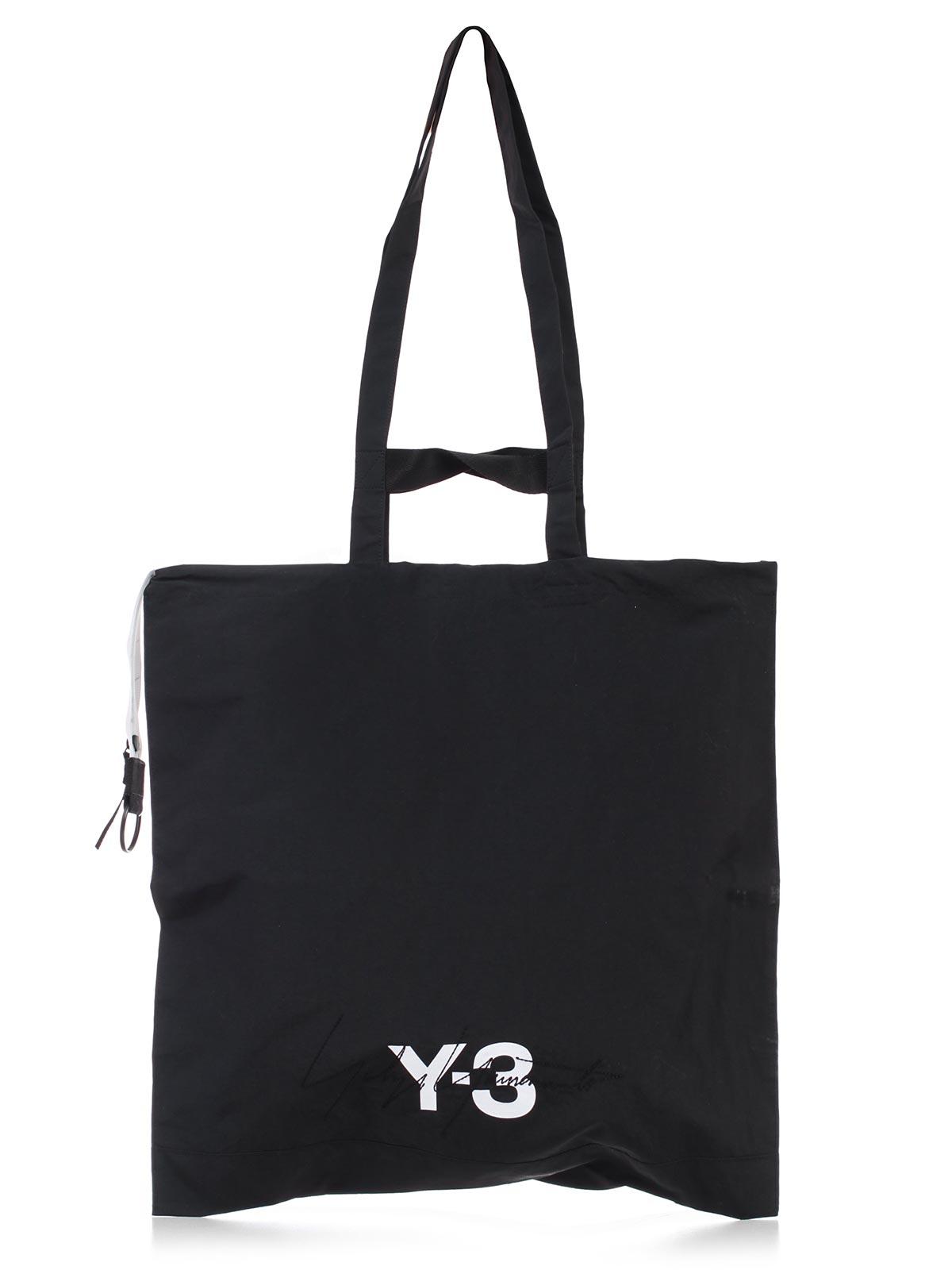 b0eff9cab Y-3 Yohji Yamamoto Adidas Bags DY0524 - BLACK.Bernardelli Store ...