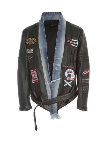 Picture of Greg Lauren Paul & Shark Bomber Jacket