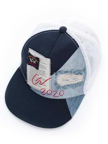 Picture of Greg Lauren Paul & Shark Hat