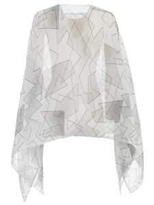 Picture of Pleats Please By Issey Miyake Scarves