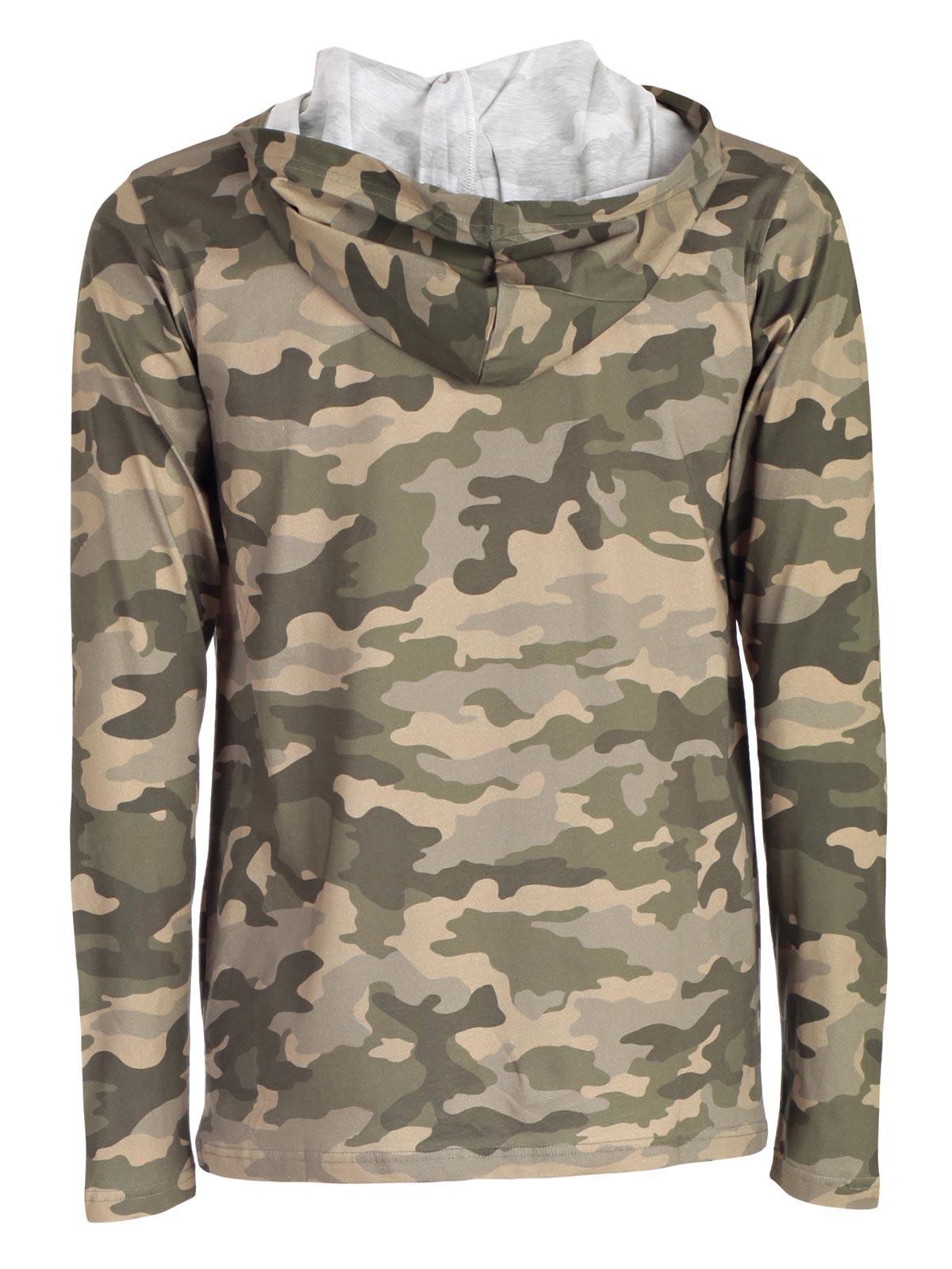 54c04d0a Balmain T-Shirt W7H8006I039M - 187 CAMOUFLAGE.Bernardelli Store ...