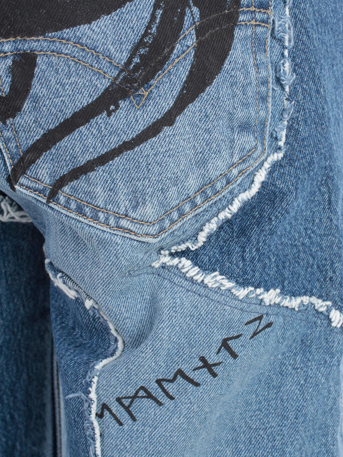 Picture of Vetements Jeans