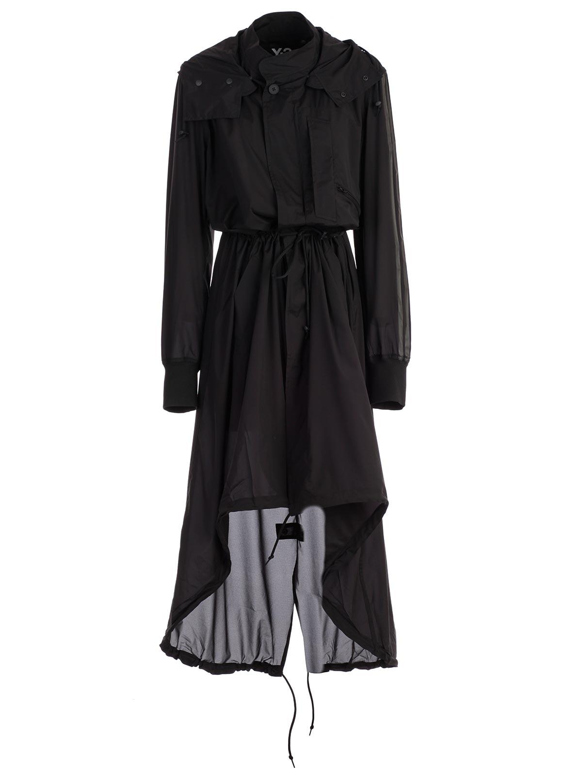 Picture of Y-3 Yohji Yamamoto Adidas  Coat