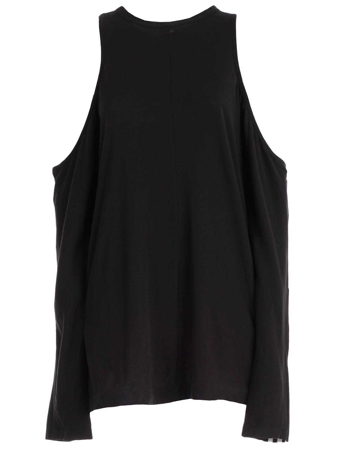 f5e42f38d9 Y-3 Yohji Yamamoto Adidas T- Shirt DY7208 - BLACK.Bernardelli Store ...