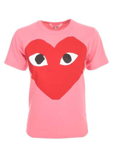 Picture of Comme Des Garcons Play T- Shirt