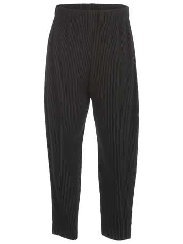 Picture of Homme Plisse` Issey Miyake Trousers