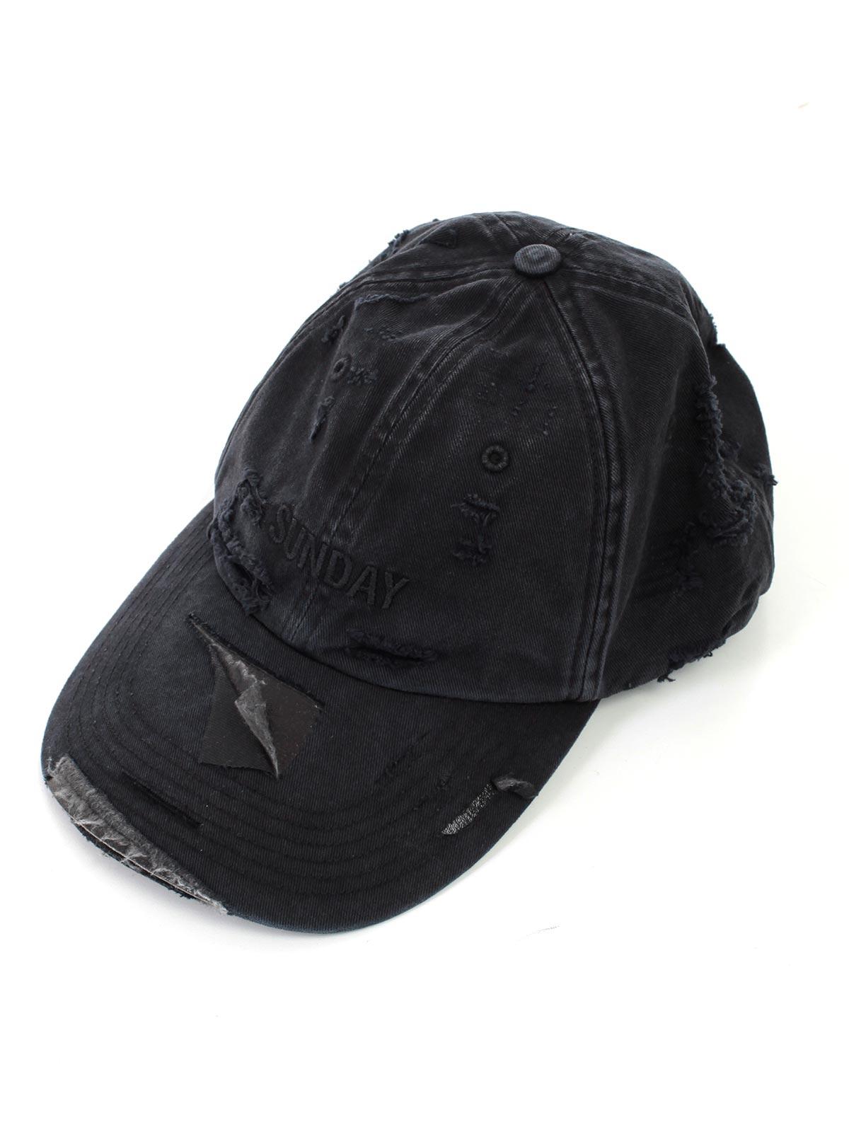 Vetements Hat USS198026 - SUNDAY.Bernardelli Store - Online fashion ... 2efd13ffe49