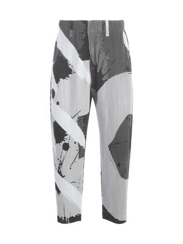 Picture of Homme Plisse` Issey Miyake Pants