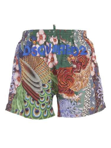 Picture of Dsquared2 Beachwear Costume