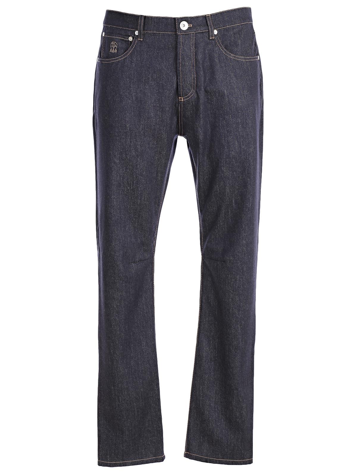 Picture of Brunello Cucinelli Jeans