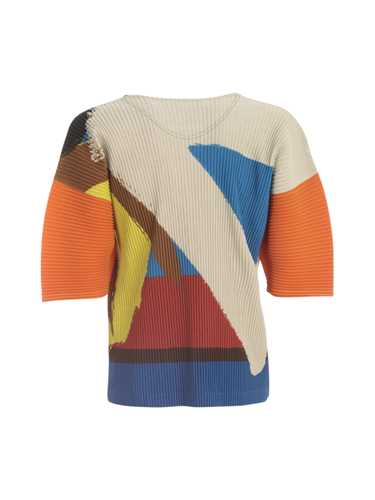 Picture of Homme Plisse` Issey Miyake Tshirt