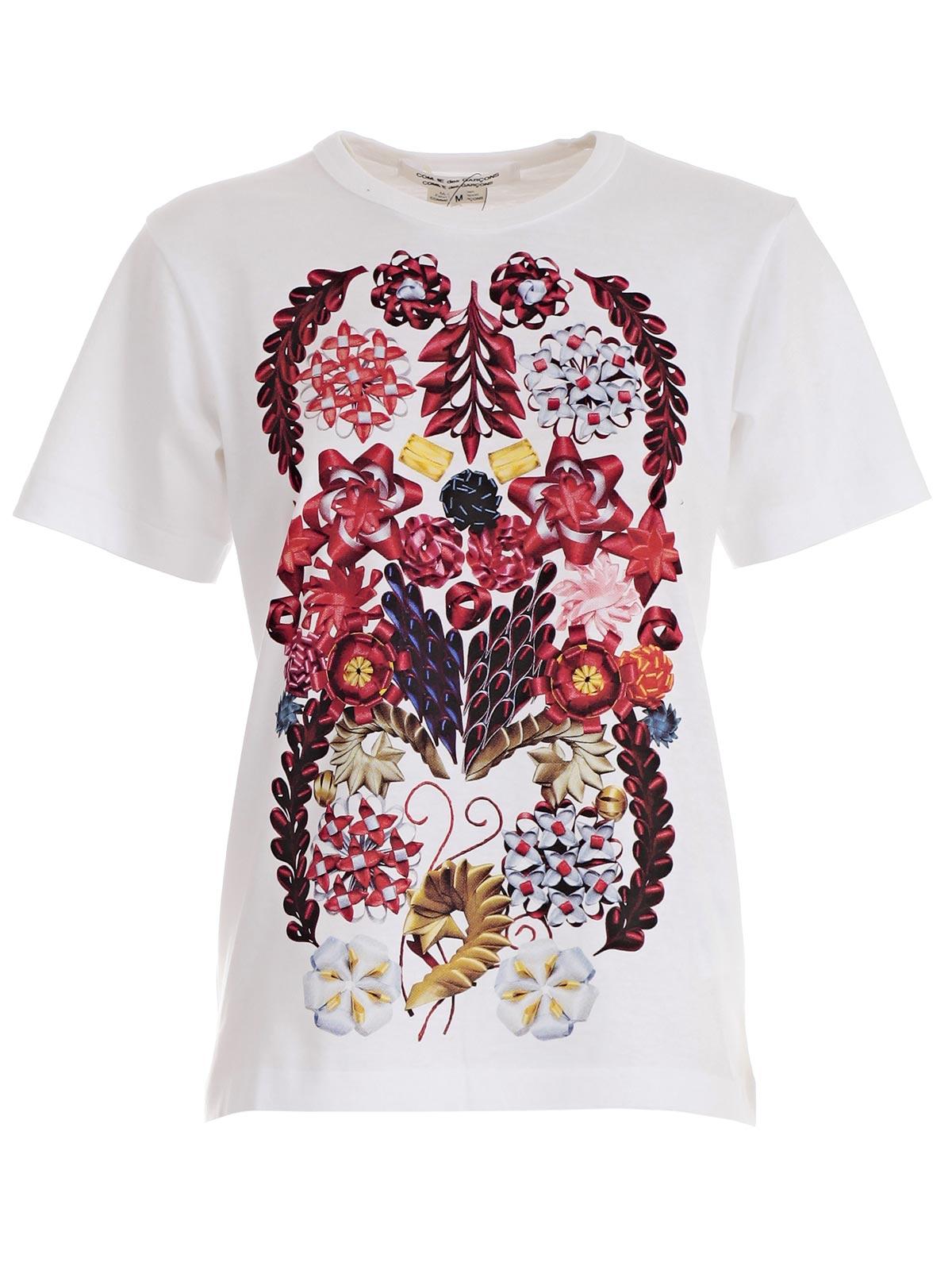 Picture of Commes Des Garcons - Comme Des Garcons T- Shirt