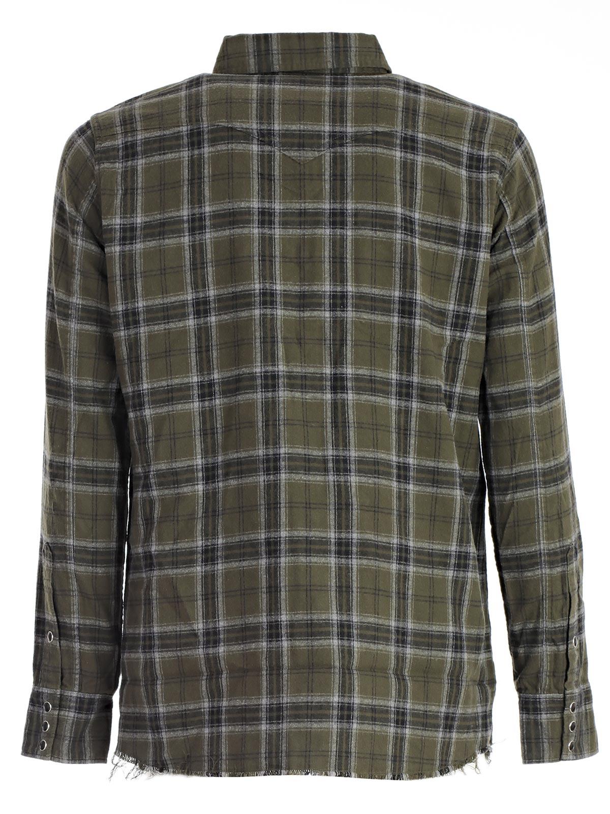 Picture of Saint Laurent Shirt