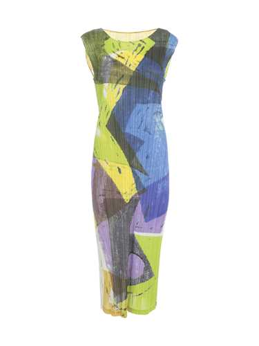 Picture of Pleats Please By Issey Miyake Dress