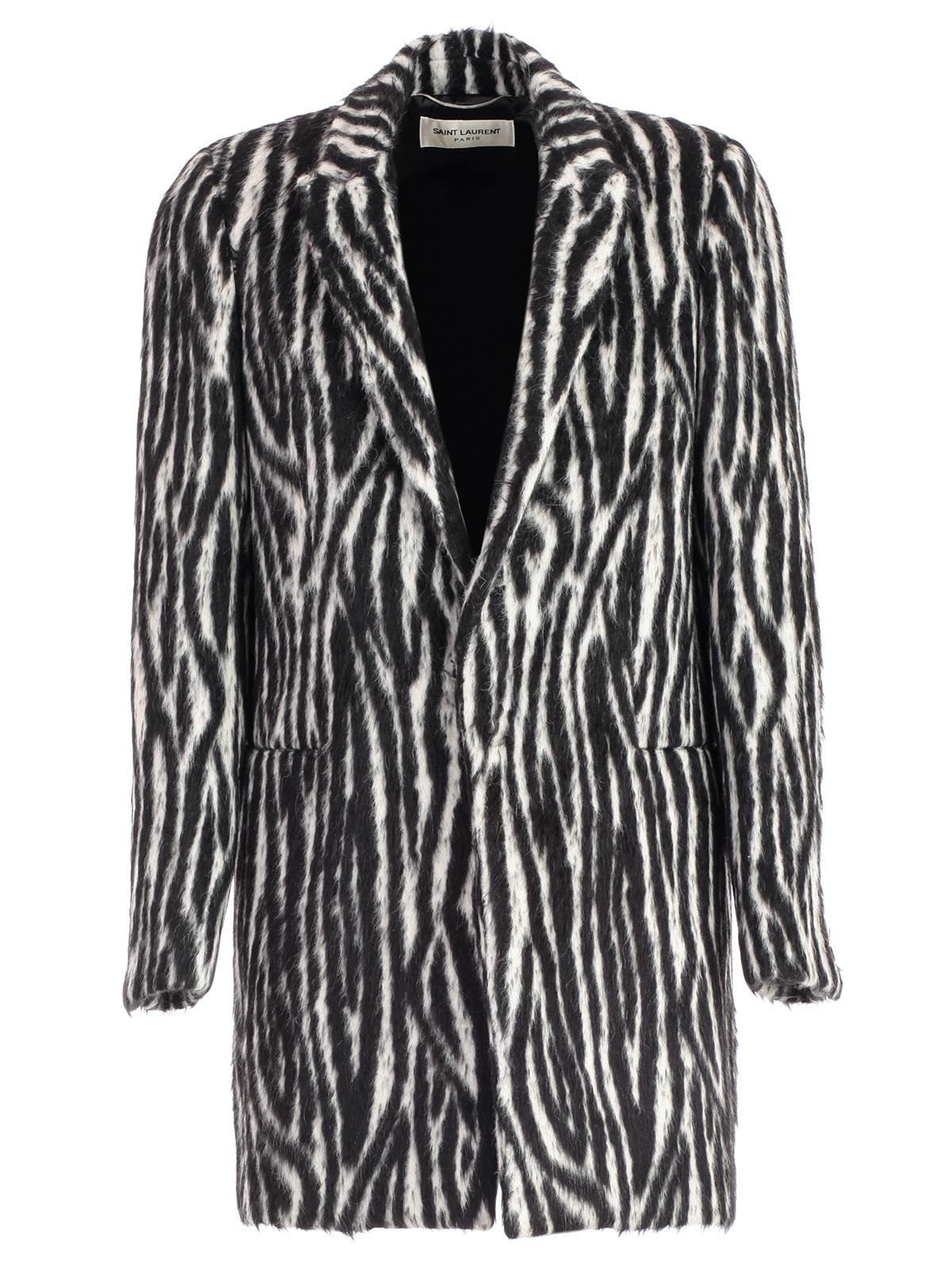 Picture of Saint Laurent Coat