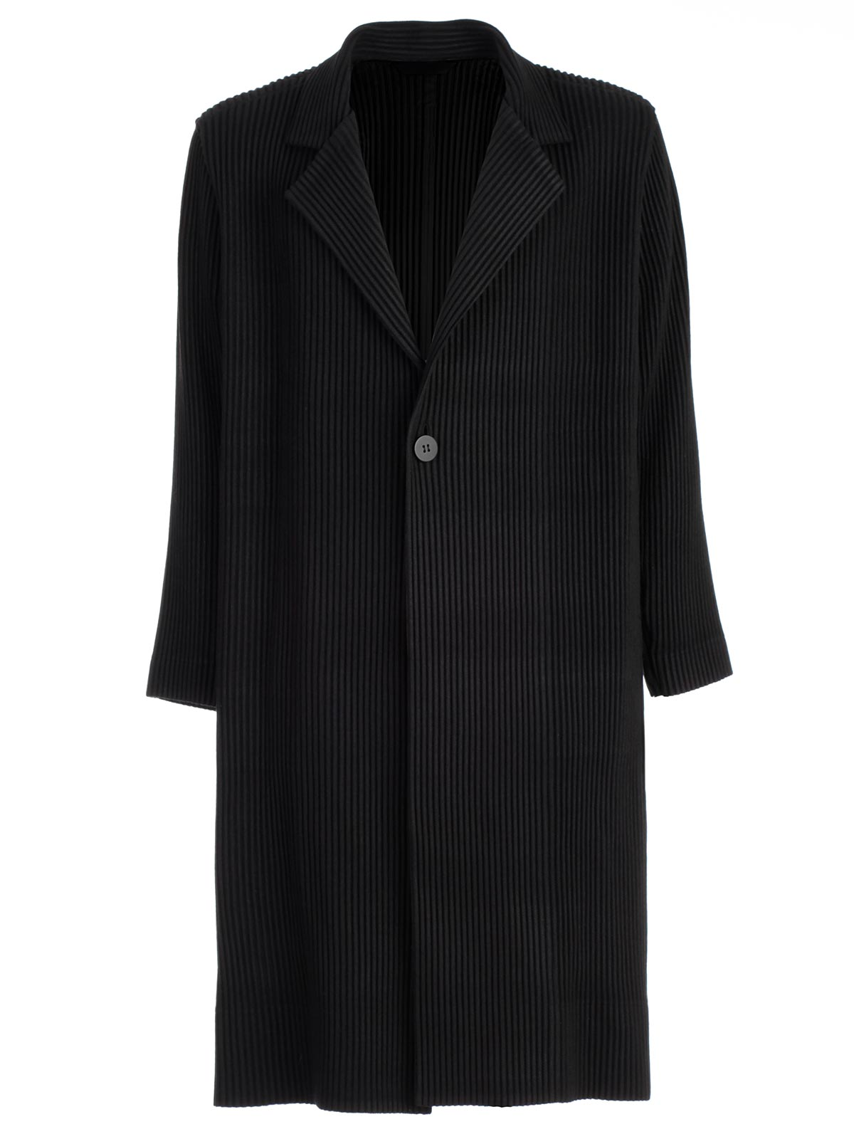 Picture of Pleats Please By Issey Miyake Coat