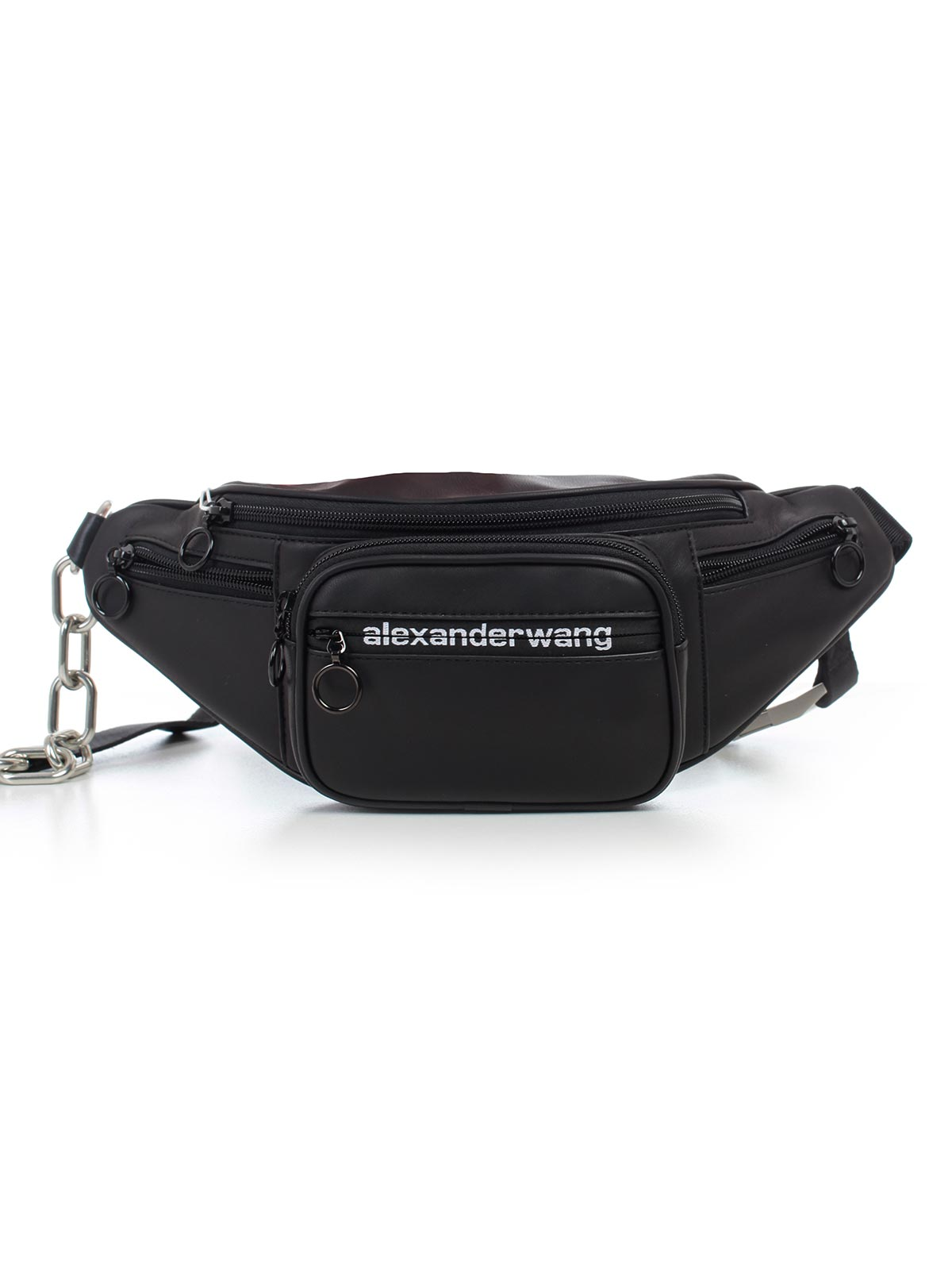 Alexander Wang Small Leather Goods 2019P0780L - 001 BLACK ...
