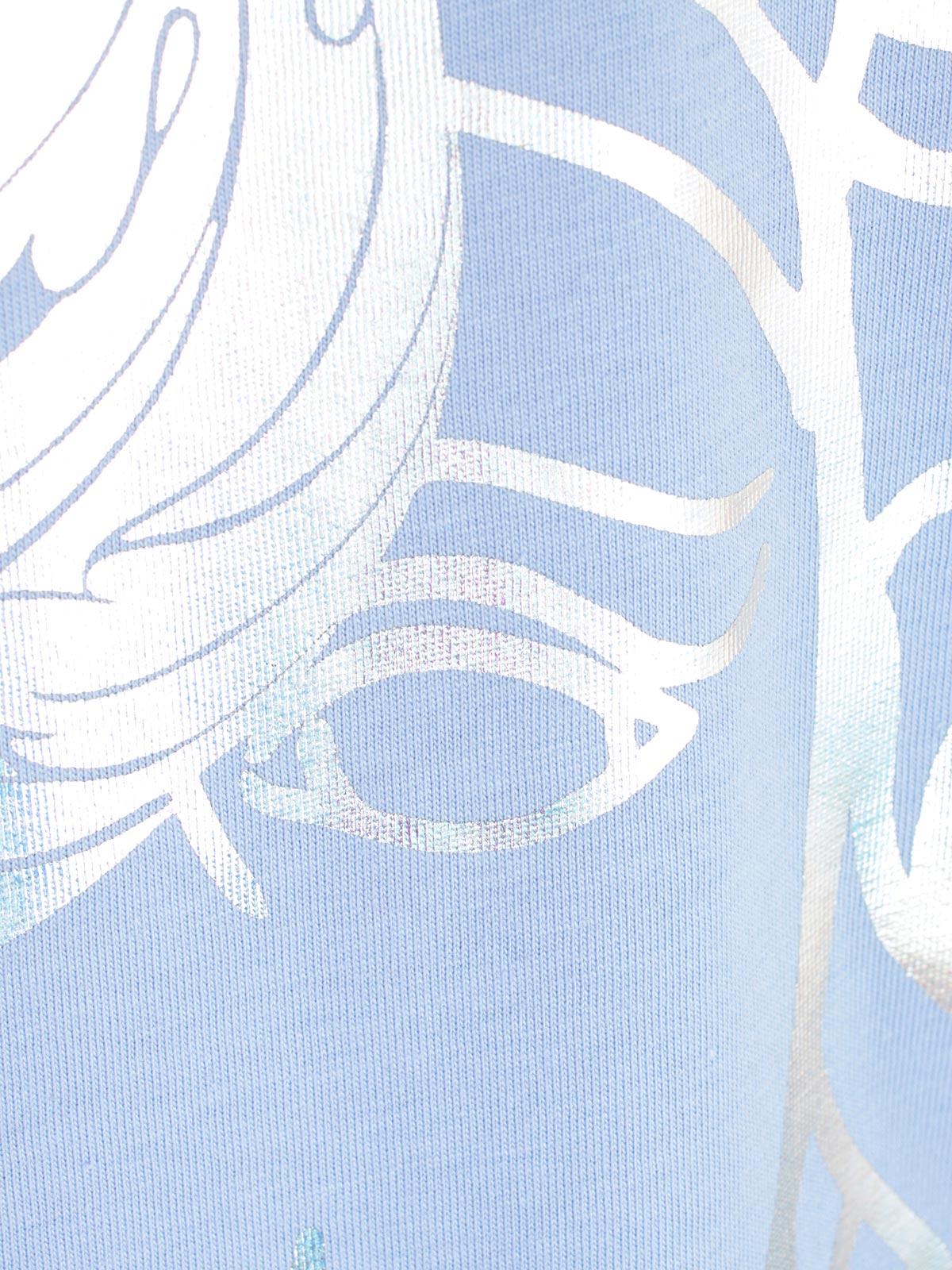 917c42c3a6c2 Versace Collection T- Shirt V800683R.VJ00567 - V7350 LIGHT BLUE ...