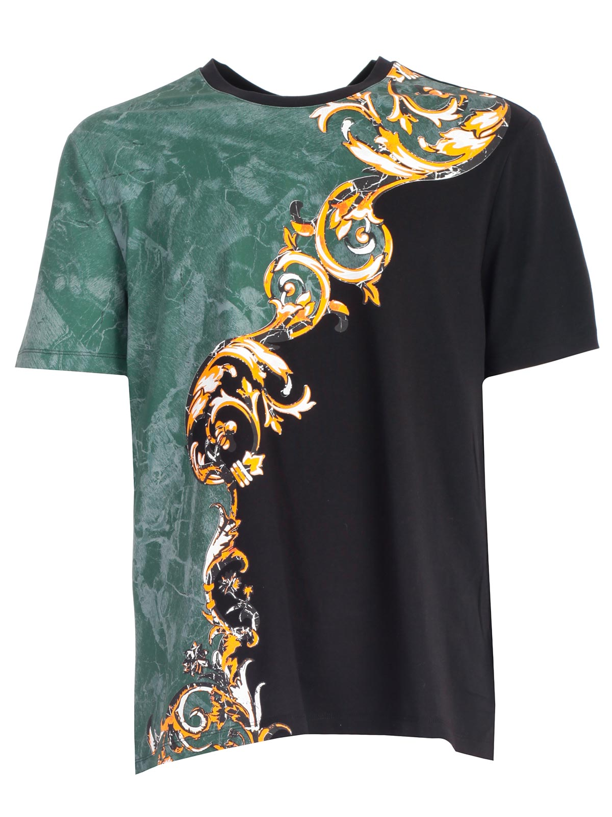 69ed4bf96c8be1 Versace Collection T- Shirt V800683R.VJ00598 - V7008 BLACK ...