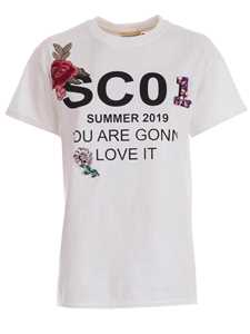 Picture of Semicouture T- Shirt