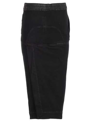 Picture of Rick Owens Drkshdw Skirt