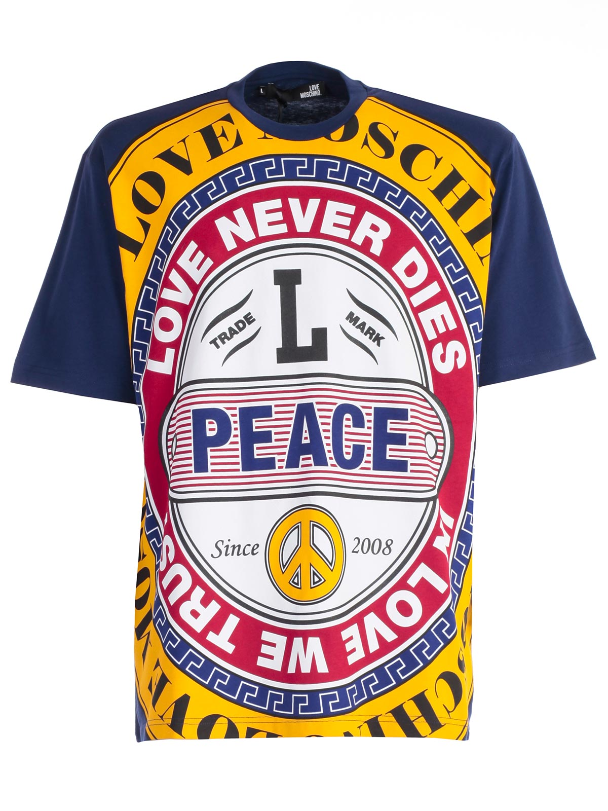Picture of Love Moschino T- Shirt