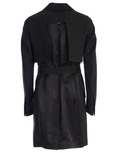 Picture of Rick Owens Trench