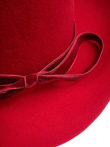 Picture of Ann Demeulemeester Hat