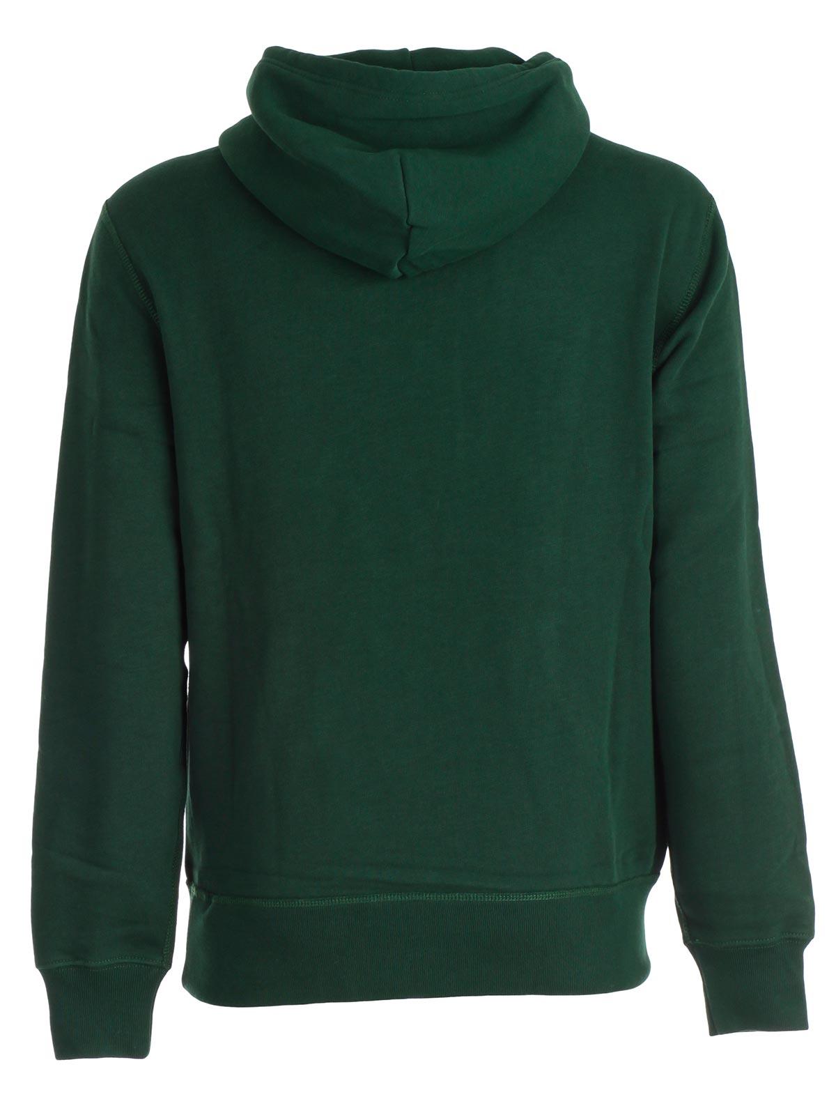 e603132cc490b Polo Ralph Lauren Sweatshirt 710.722644.002 - COLLEGE GREEN ...