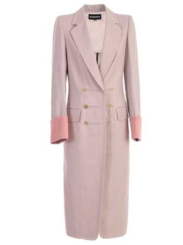 Picture of Ann Demeulemeester Trench