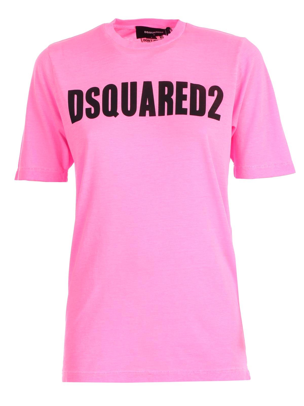 1f499f53 Dsquared2 T- Shirt S72GD0147.S21600 - 911 PINK.Bernardelli Store ...