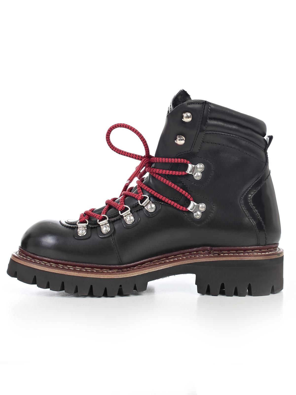 5cf0fb419911ea Dsquared2 Boots W17LA102.291.2124 - 2124 BLACK.Bernardelli Store ...