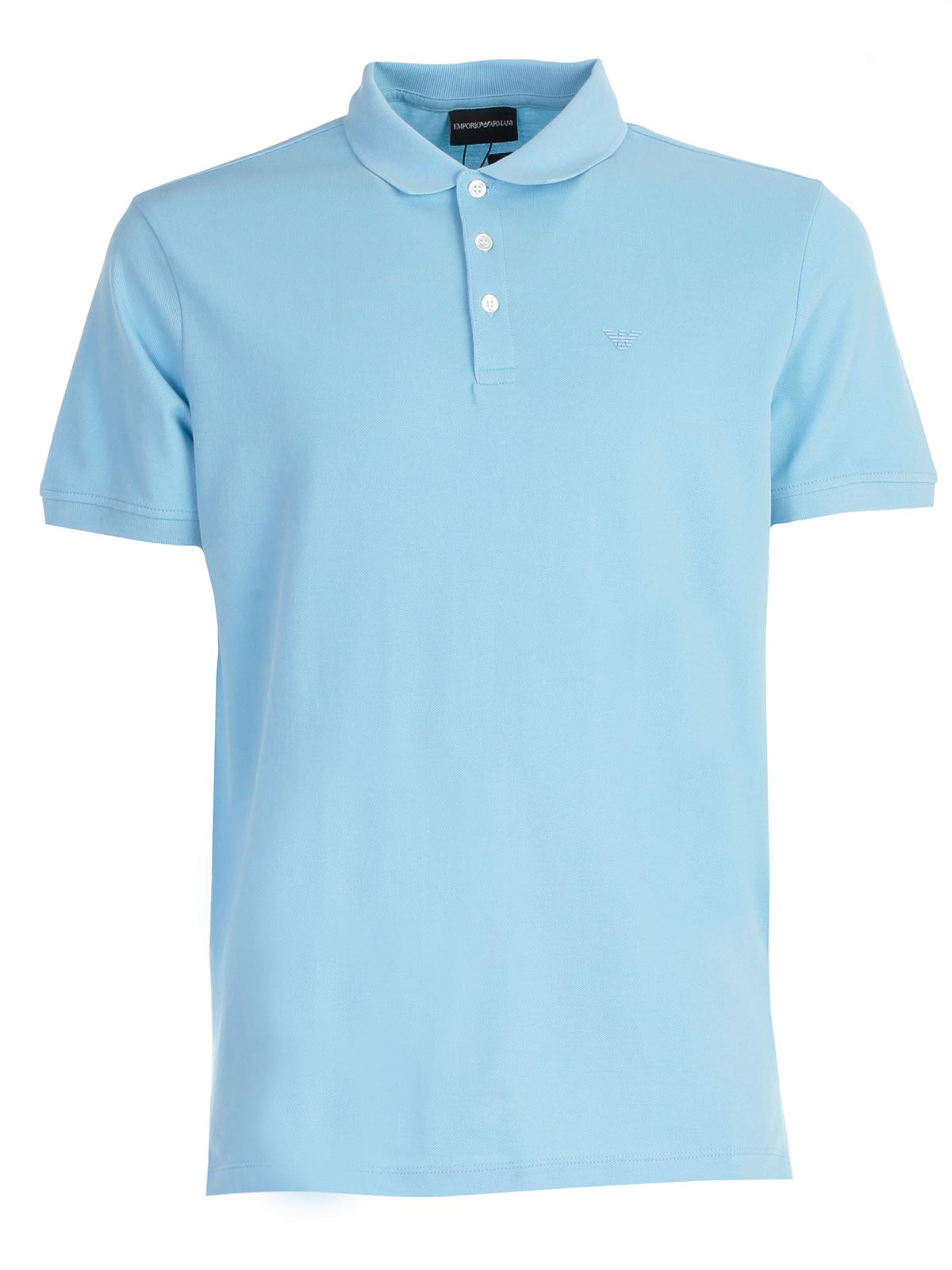 los Angeles be03a 5236f Emporio Armani Polo
