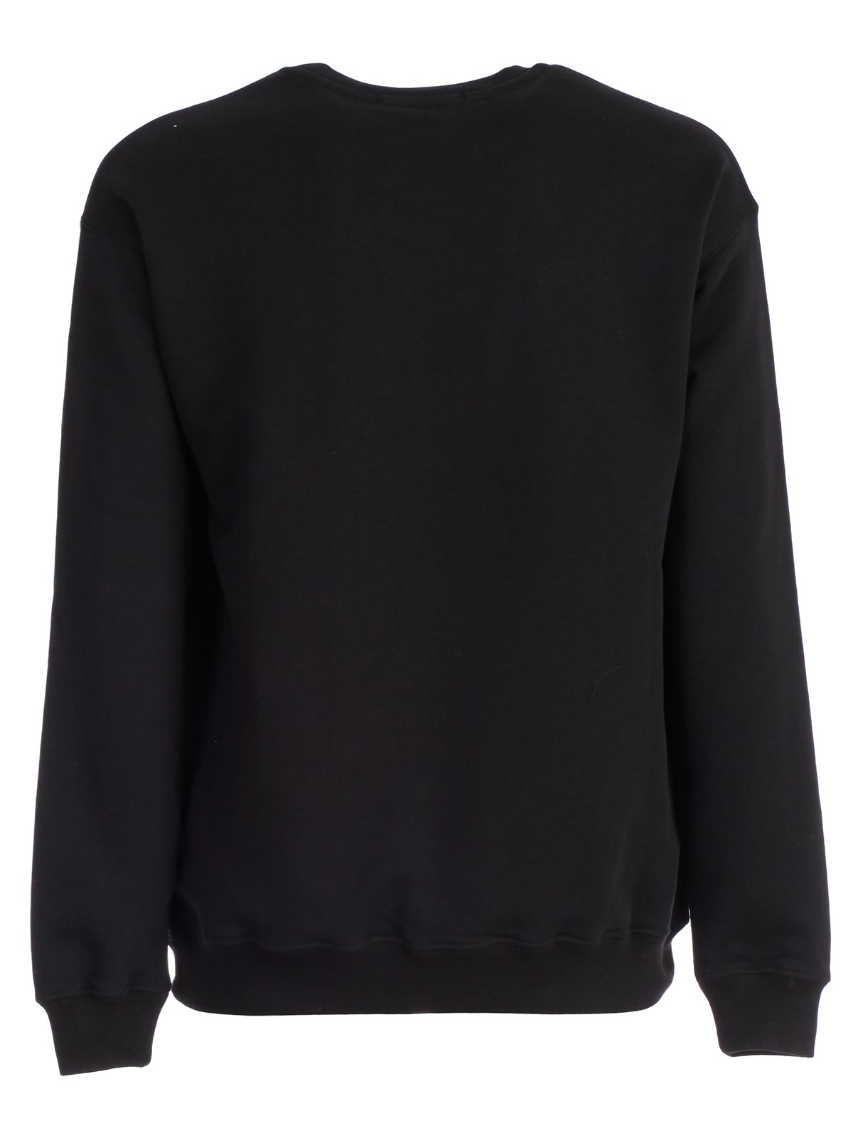 b3409e465ff6 Msgm Sweatshirt 2640MM193.195299 - 99 BLACK.Bernardelli Store ...